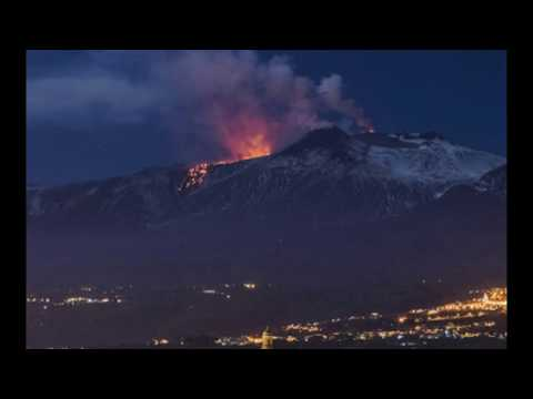 Mount Etna Is Sliding Into The Sea, Could Trigger Catastrophic Tsunami
