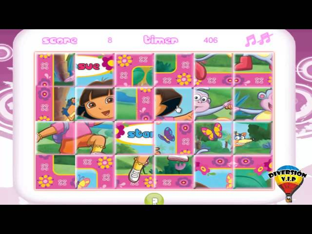 puzzles de dora la exploradora 2 Travel Video