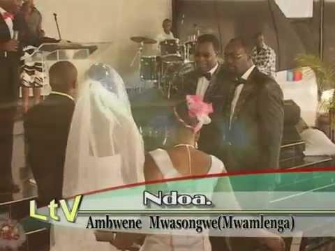 Ambwene Mwasongwe _ Ndoa