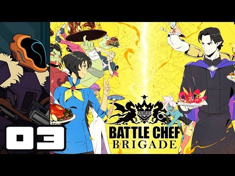 Let's Play Battle Chef Brigade - PC Gameplay Part 3 - Delicious Dragon Shanks!