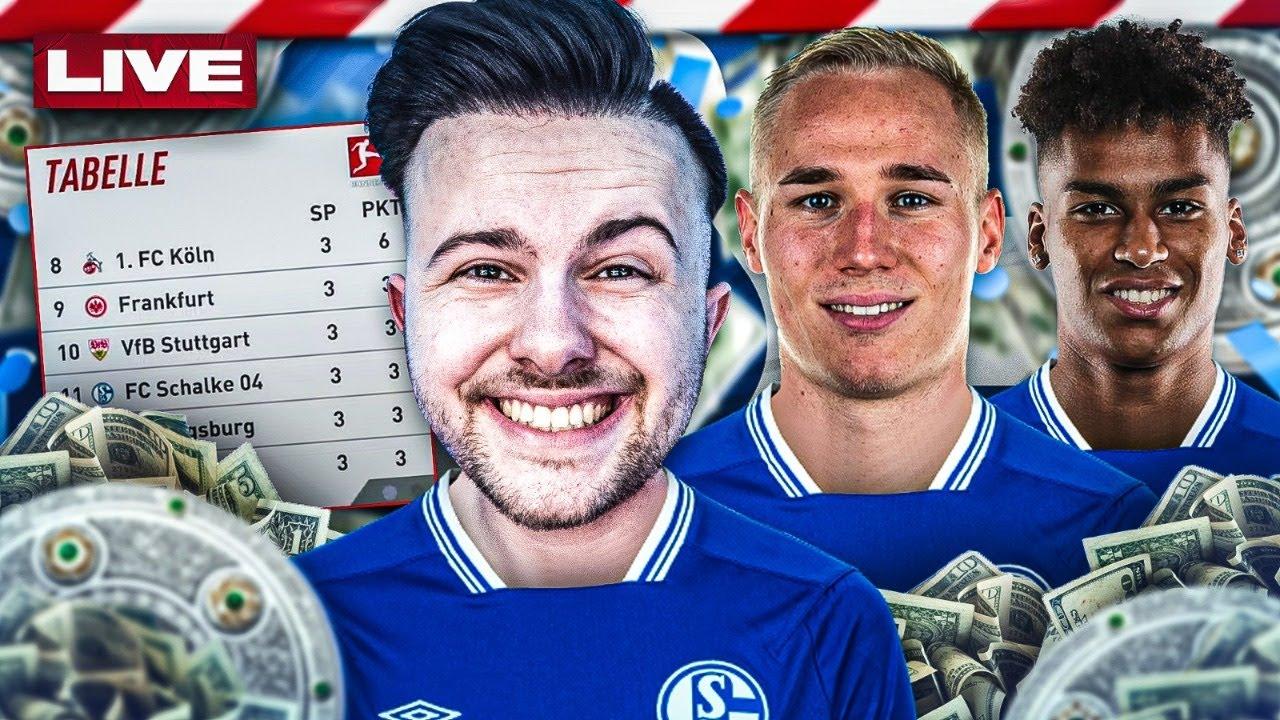 FIFA 21: Fc Schalke 04 Karriere LIVE 🔥 ZURÜCK in LIGA 1...