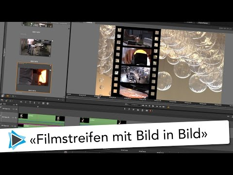 Filmstreifen Animation Bild in Bild in Pinnacle Studio 20 Deutsch Video Tutorial