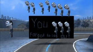 YOU FORGOT TO LΟG OUT FROM YOUTUBE!