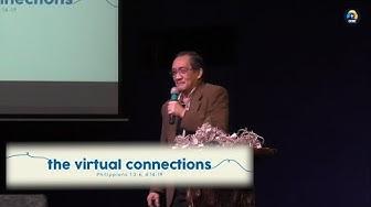 Greater Koinonia— The Virtual Connection by Rev Philip Tarroja