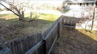 Extending Fence Height