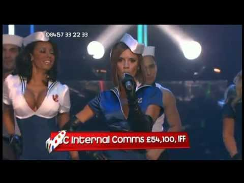 Spice Girls - Stop (Live In Children In Need 2007)