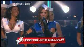 Singer: Spice Girls Song: Stop (Live in Children in Need 2007)