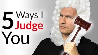 5 ways i judge you   why don t judge a book by its cover is misleading