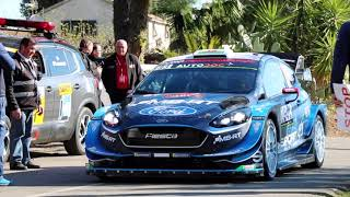 WRC CAR SPOTTING LOUD SOUNDS TOUR DE CORSE 2019
