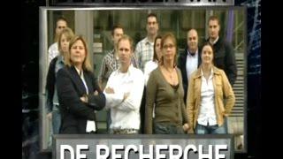 de mensen van de Recherche Afl1, politie Rotterdam 2008
