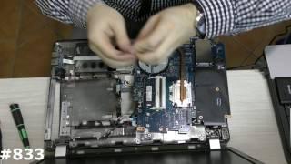 ремонт ноутбука Hewlett Packard Probook 4535s