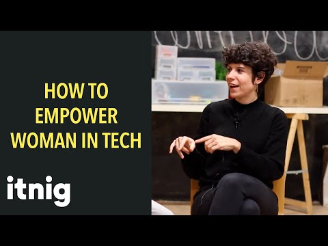 How to empower women in tech - FutureFunded interview