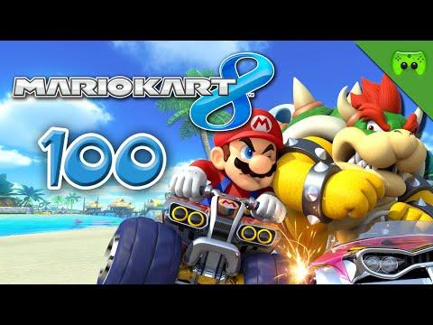 Mario Kart 8 # 100 - Goldstern «» Let's Play Mario Kart 8 | HD