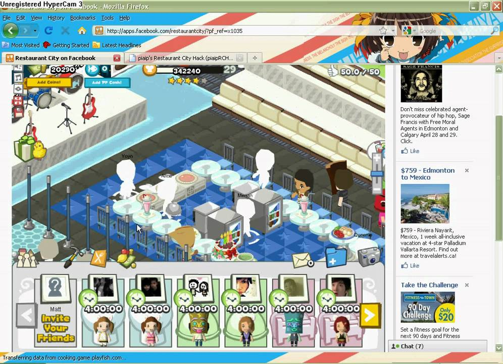 piaps restaurant city hack 2012