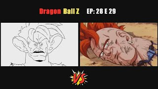 MONGOL BALL Z 2 vs Dragon Ball Z (RABISCO)