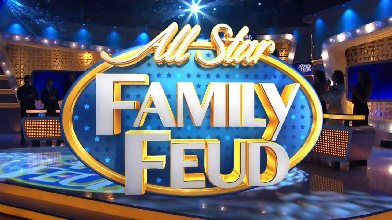 Family Feud AU All Star: The Bold and