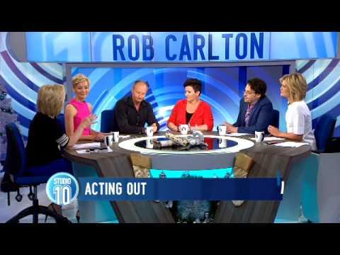Rob Carlton   Studio 10