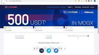 Congrats NRG Coins Rcvd In Exchange Get Mogx Airdrop & NIFX Tokens