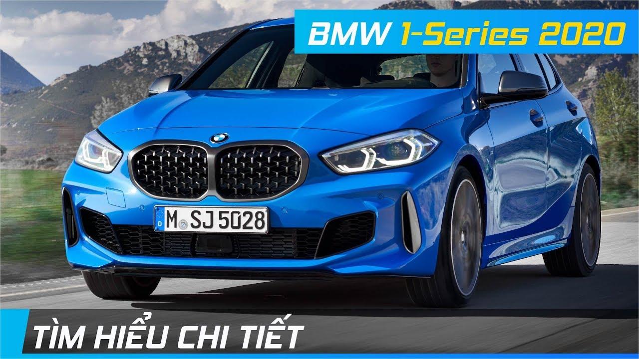 """10 điều cần biết về BMW 1-Series 2020   """"Em út"""" cực ngầu của nhà BMW   XE24h"""
