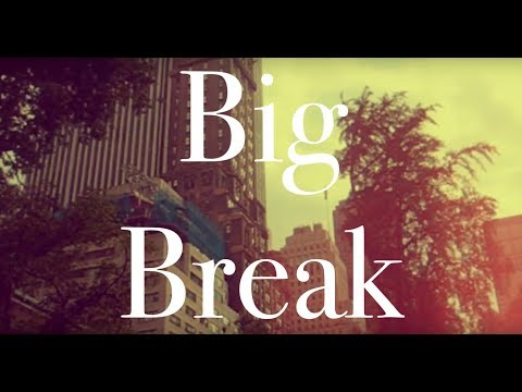 Big Break- Original Song by Mahdi Khene