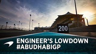 Engineer's Lowdown with Tom Stallard | Abu Dhabi GP
