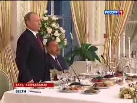 После переговоров Путин