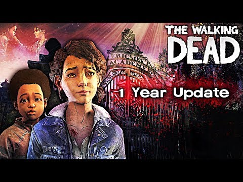 The Walking Dead:Season 5: 1 YEAR UPDATE ON NEW TWD GAMES - (Skybound Games)