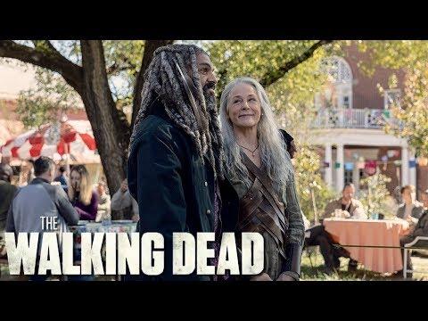 The Fair Is Here In The Walking Dead Season 9 Episode 15 Trailer