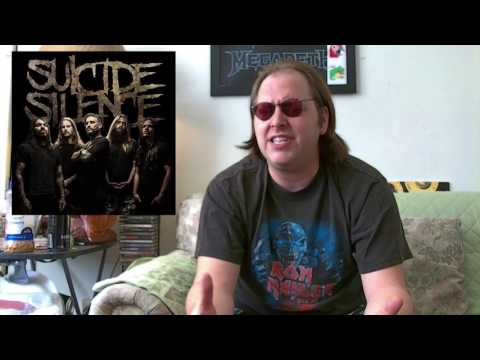 Suicide Silence - SUICIDE SILENCE Album Review