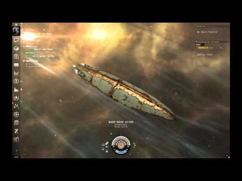 Lets Play EvE Online: Episode 1 - Space Truckin To Jita!
