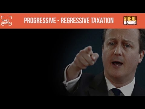 UK: Progressive or Regressive on Tax?