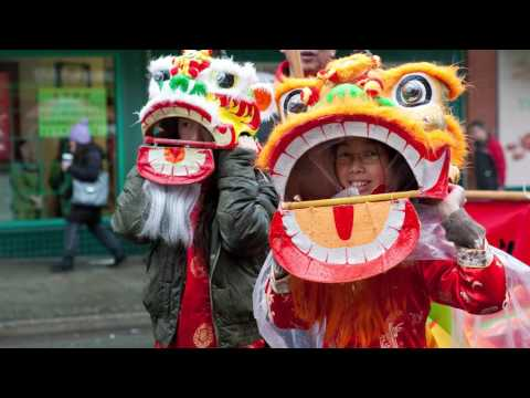 Mayor Gregor Robertson's Lunar New Year Greetings