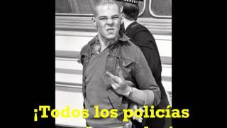 The Oppressed - A.C.A.B. (Subtítulos Español)