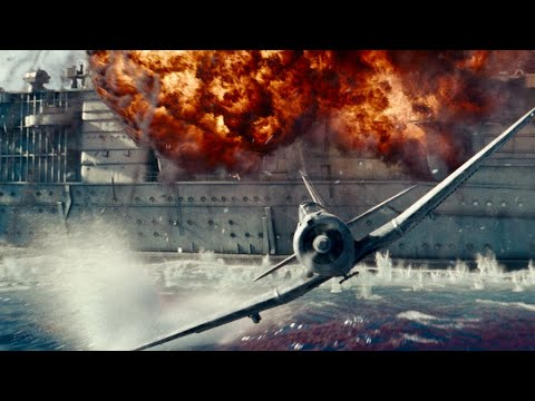 映画『ミッドウェイ』VFXメイキング映像
