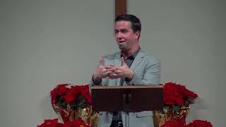 The Divine Word (The Coming of the Light Series:1) Pastor Brad Stolman -John 1:1-3