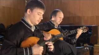 ЧЮДО дуэт (домра гитара)