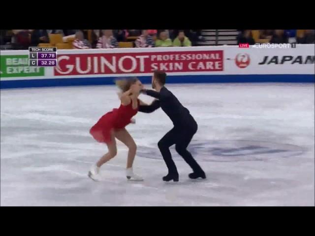 Perfect- Ed Sheeran (Ice Dance)