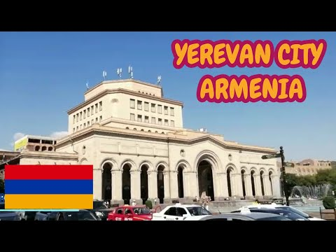 ARMENIA The Land Of Noah Travel Vlog Yerevan City