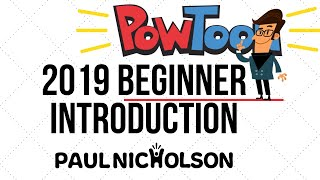 Powtoon Introduction 2019 - Create Animated Videos Simply