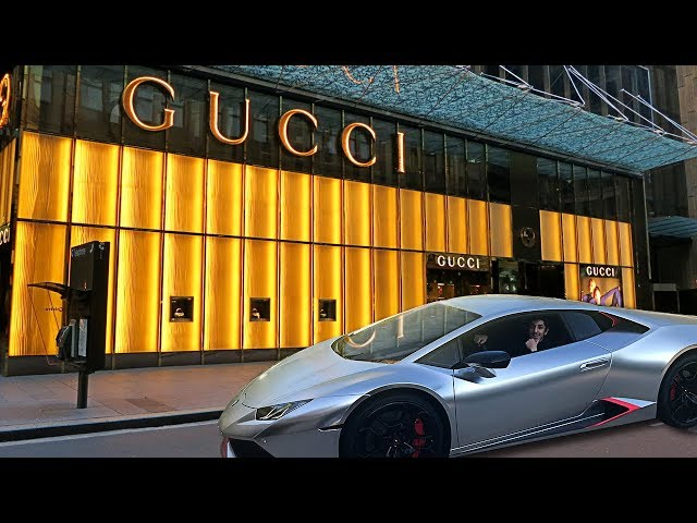 Taking My Gucci Lamborghini To The Gucci Store Faze Rug