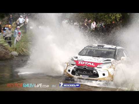 The Race - 2015 WRC Rally Argentina - Best-of-RallyLive.com