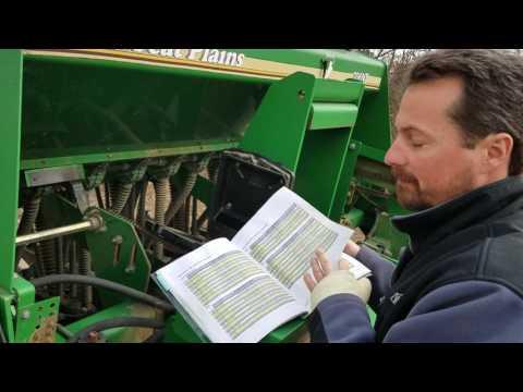 Great Plains No-till Drill Instructions