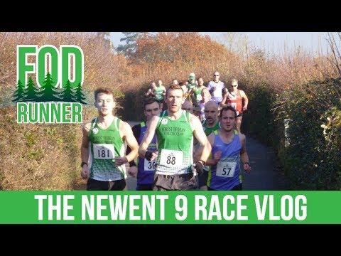 The Newent 9 Race Vlog 2018   FOD Runner - YouTube