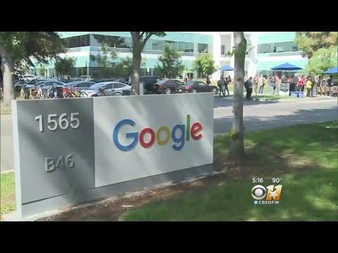 Diversity Debate Sparks At Google Headquarters