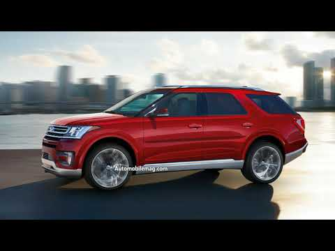 New 2019 Ford Expedition Diesel Review, Hybrid, Interior, Exterior