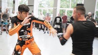 Как побеждать без ударов / Активная защита в боксе