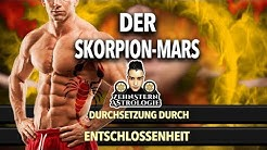 MARS IN SKORPION | VON 19. NOVEMBER BIS 3. JANUAR  | #Astrologie