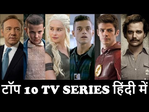 Download Top 10 Hollywood TV Series In Hindi | Shows | Web | Netflix | Movies | Amazon Prime | HBO | CW