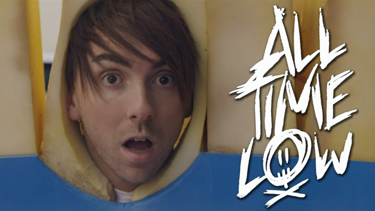 All Time Low Somethings Gotta Give Official Music Video Youtube