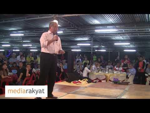 Muhyiddin Yassin: Malay Are Joining The Chinese, Indian, Sabahan & Sarawakian To Support Pakatan